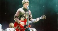 Noel Gallagher's High Flying Birds supported the Red Hot Chili Peppers at Croke Park in Dublin on Monday night, and played half a set of their own material, and another...