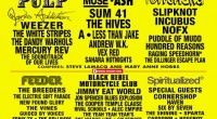 Back in 2002, Weezer played the Reading and Leeds Festival, playing the Main Stage at Reading on Friday, August 23rd just before Jane's Addiction and headliners Pulp. The other headliners...