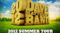 Dave Matthews Band's eighth studio album Away from the World comes out on September 11th, 2012, and tonight sees the resumption of their 2012 Summer Tour over in America. They...