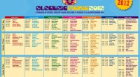 Looking to find out what time your favourite act is set to take to the Stage at Electric Picnic 2012 this weekend in Stradbally, Co. Laois? Well look no further....