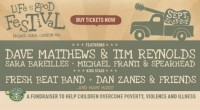 Dave Matthews and Tim Reynolds played Farm Aid 2012 and the Life is Good Festival over the weekend, and debuted opening track 'Broken Things' from Dave Matthews Band's new album...