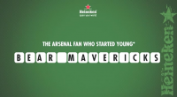 Always trying to be clever and interesting when it comes to marketing, Heineken have unleashed a new video revealing the Autumn line-up for the Heineken Live Project. You have to...