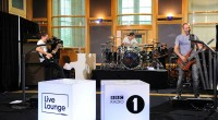 Muse were at the Air Studios in London to play BBC Radio 1′s Live Lounge last week (28 September 2012), promoting their new album The 2nd Law. Have a listen...