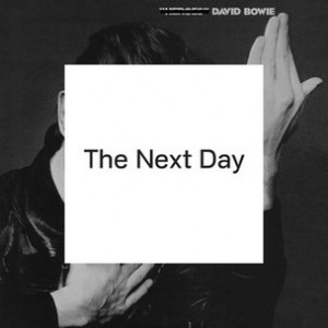 David Bowie - The Next Day Album Cover